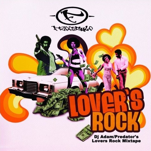 LOVERS ROCK - Carátula